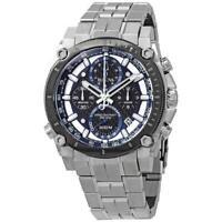 Bulova 98B316 Precisionist 46MM Men's Chronograph Stainless Steel Watch