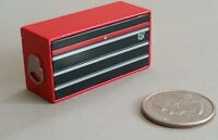 WT003 Miniature Mechanic's Garage Tool Chest, bench top 1:18 scale