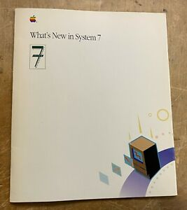 Apple What's New in System 7 P/N: 030-3935-A