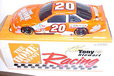 "New Tony Stewart 1999 Home Depot ""Rookie Year"" 1/24 Scale Diecast Car Action"