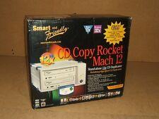 Smart & Friendly CD Copy Rocket Duplicator Stand Alone 12X Mach 12