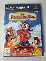 An American Tail (Sony PlayStation 2, 2007) - European Version gaming gamers ps2
