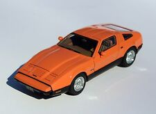 1974 Bricklin SV1 Barn Find Orange 1:43 Automodello 43B019