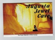 Augusta Jewel Cave WA.  Fold Out Post Card  - A Rolsh Production. Un Used