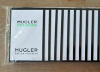 Thierry Mugler Cologne 10 x 1,2ml EDT Eau de Toilette Spray Proben NEU+OVP