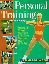 Personal Training: Individual Fitness Programs & Training Plans For-ExLibrary