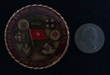RARE General Task Force 44th Medical Command Medic 82nd Airborne Challenge Coin