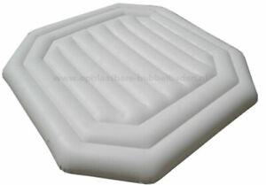 Whirlpool Abdeckung Thermoabdeckung Cover 208 x 220 cm grau 101,28 EUR//m2