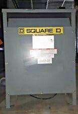 Square D Ee30T3Hcu Dry Transformer; 480Y Volt Ac Primary, 208/120 Volt Ac