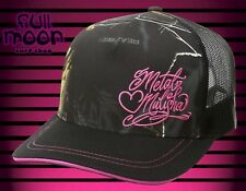 New Metal Mulisha Shadowy Trucker Womens Snapback Hat
