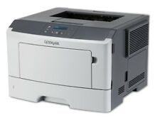 Lexmark MS410dn Network Laser printer w/Toner less than 5K pages
