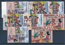 [340772] Grenada Grenadines Disney good set very fine MNH stamps X2
