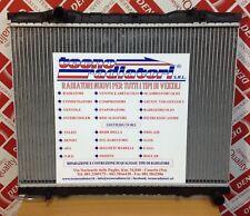 RADIATORE KIA SORENTO 1.a serie 2.4i / 2.5 CRDI dal 2002 al 2004 - NUOVO
