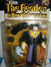 "McFarlane Beatles Yellow Submarine  John Lennon  8"" inch vintage action figure"