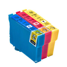 3 Ink Cartridges, For Epson Printer Expression Home XP-247, XP342, XP345, XP255