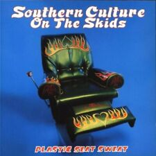 Southern Culture on the Skids - Plastic Seat Sweat (CD, 2003, DGC) NEW, SEALED