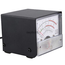External S Meter/SWR/Power Meter display for Yaesu FT-857/FT-897 Metal Cover UK