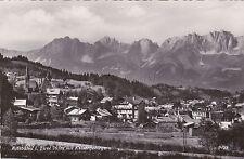 AUSTRIA - Kitzbuhel - Kitzbuhel mit Kaisergebirge - 1952