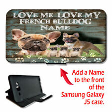 Bulldog Pictorial Mobile Phone Cases & Covers for Samsung
