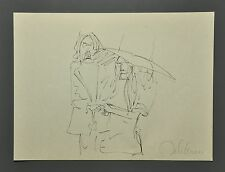 John Lennon & Yoko Ono 1970 Bag One Signed Lithograph 51x37cm Exchange of Rings