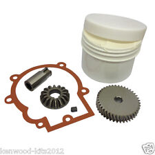 KENWOOD KMIX SLOW SPEED DRIVE ASSEMBLY, PRIMARY GEAR, GASKET & 100G OF GREASE