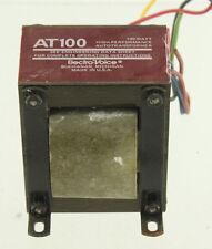 ELECTRO VOICE AT100 100 WATT HIGH PERFORMANCE TRANSFORMER