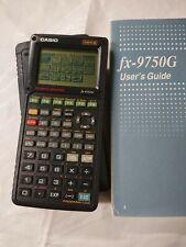 Casio Scientific Calculator - FX-9750G Power Graphic with Manual