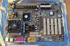 AD11 FIC@Socket 462 MOBO@ATHLON 1333 CPU@MEMORY@SOUND@BACKING PLATE@VIA@AMD CHIP
