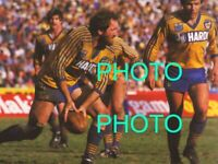 LARGE 8x6 INCH ACTION PHOTO OF PARRAMATTA EELS LEGEND RAY PRICE 4