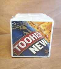 Tooheys New Australian Lager Beer Coaster Coasters New & Free Shipping 100 Pack