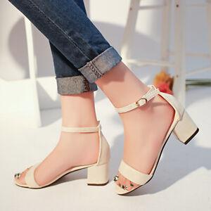 Zapatos Sandalias Para Mujeres Para .verano Casual De Moda Con Tacones 2020 HOT