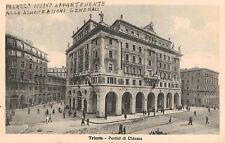 Trieste,Italy,Portici di Chiozza,Used,Italian Stamp,1931