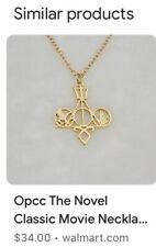 Opcc The Novel Classic Movie Necklace Mix the Mortal