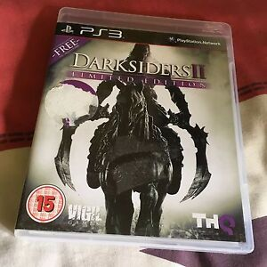 Darksiders 2 PS3 Limited Edition