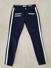 GUESS Jeans with White Stripe Women's SKINNY Blue Brand New size 29