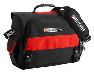 Facom BS.TLB Heavy Duty Tool Bag & Laptop Storage Bag 460x150x350mm Not Box Case