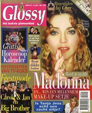 (334) FOREIGN gLOSSY MAGAZINE MADONNA COVER, TANJA JESS, MARISKA VAN KOLCK