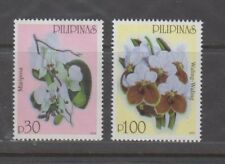 Philippine Stamps 2003 Orchids Definitives No. 3: P30, P100 MNH