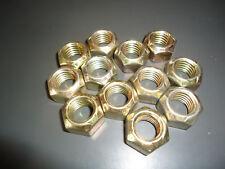 "Hex Lock Nut Grade C Prevailing Torque Lock Nuts - 5/8""-11 Unc -Qty-12"