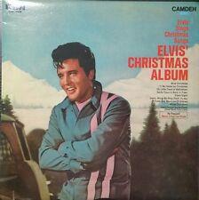 ELVIS PRESLEY Elvis' Christmas Album Vinyl Lp Record 1970 Aus Press