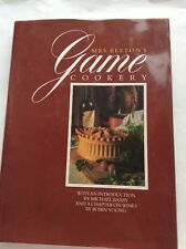 COOKERY - Mrs Beeton's Game Cookery with Wine Chapter by Robin Young