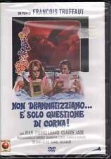Non creo que es la è sólo pregunta por cuernos! DVD Sig De Truffaut