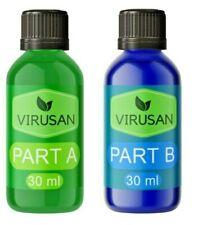 Fogger Disinfectant Spray Virusan 30 Gal Disinfecting ULV fogging / SEE VIDEO!