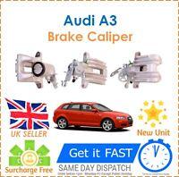 For Audi A3 8P1 8P7 8PA 1.2 1.4 1.8 1.9 2.0 Rear Right Driver Side Brake Caliper