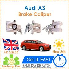 For Audi A3 8P1 8P7 8PA 1.2 1.4 1.8 1.9 2.0 Rear Right Driver Side Brake Caliper