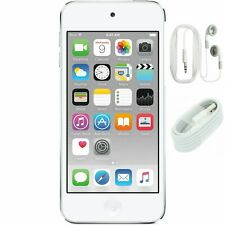 Apple iPod Touch 6th Generation 32GB - Silver - Works 100% A1574 Bundle Grade A