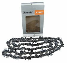 "Stihl MS180 MS181 018 14"" ORIGINALI ORIGINALE MOTOSEGA SAW CHAIN"
