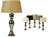 LAMPE XXL Céramique Lampe de table Lampe de chevet lumière PIED DE LAMPE NEUF