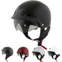Scorpion EXO-C110 Solids Street Protective Riding Motorcycle DOT Helmets