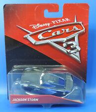 Mattel Disney Cars 3 / DIE-CAST AUTO / DXV34 Jackson Strom / Verpackung defekt